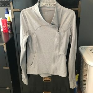 Grey Water Resistant Sweatshirt